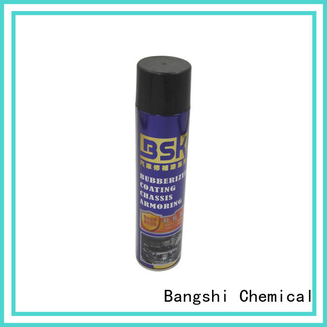 Bangshi Chemical non toxic spray paint supplier for RV
