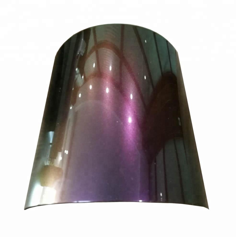 Wholesale OEM Heat Resistant Chameleon color changing pigment,shifting auto pearl  paint