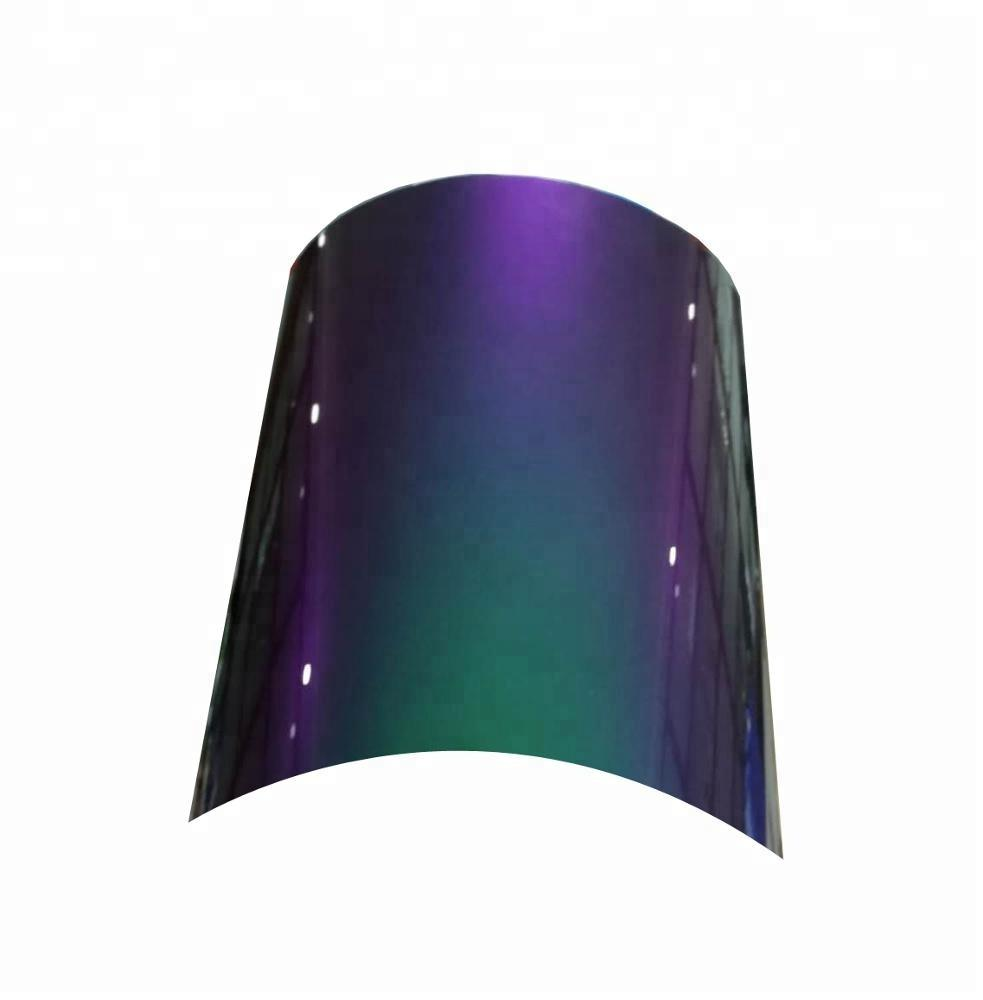 Wholesales Price 1K Chameleon Green To Purple Color Shifting Pearl Base Chrome Paint For Car Care