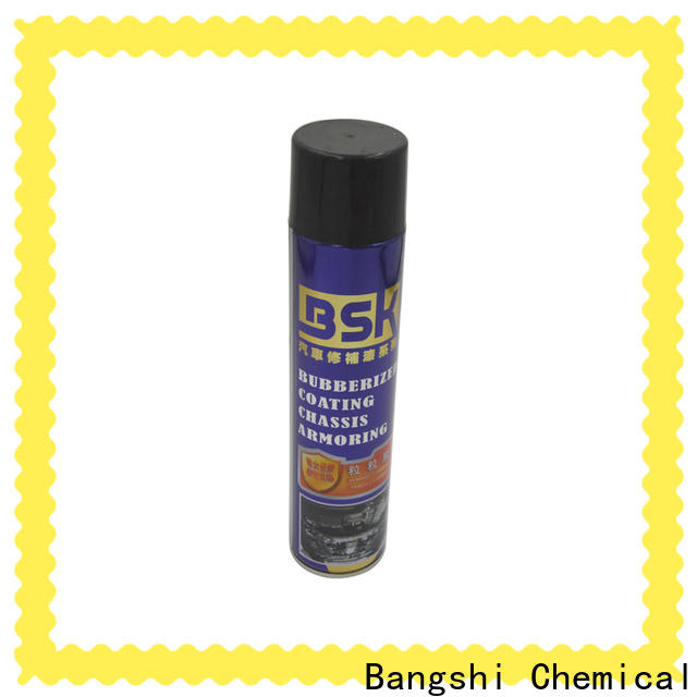 Bangshi Chemical anti corrosion paint with good price for RV