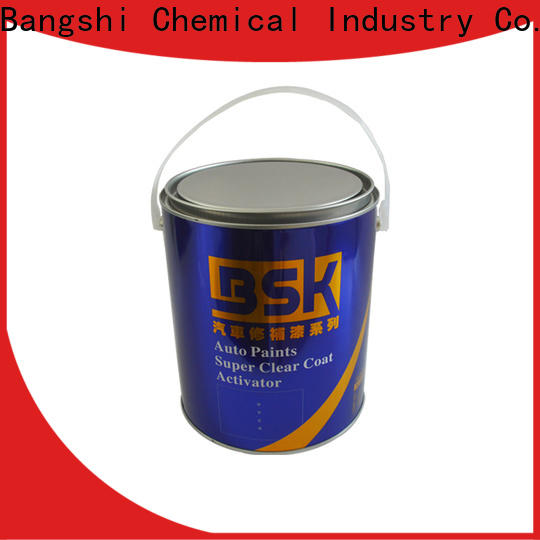 Bangshi Chemical long lasting plastic primer spray paint directly sale for truck