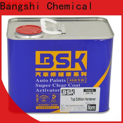 efficient epoxy paint hardener clear supply bulk production