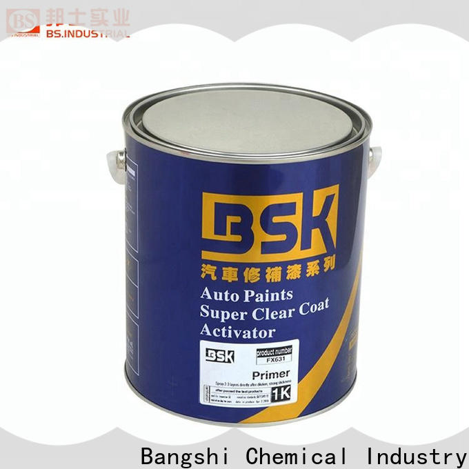 Bangshi Chemical factory price gray primer inquire now for promotion