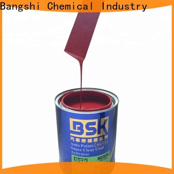 efficient 2k car paint factory direct supply bulk buy