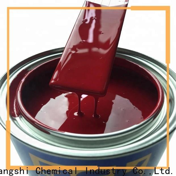 Bangshi Chemical silver car paint colors wholesale for vehicle