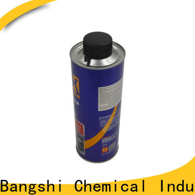 Bangshi Chemical hot selling chemical resistant spray paint factory for car