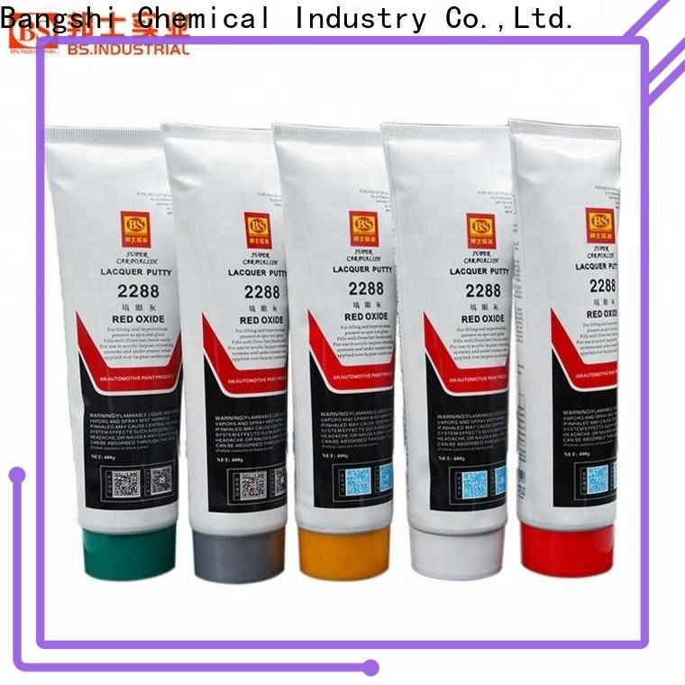 Bangshi Chemical vehicle touch up paint series for RV