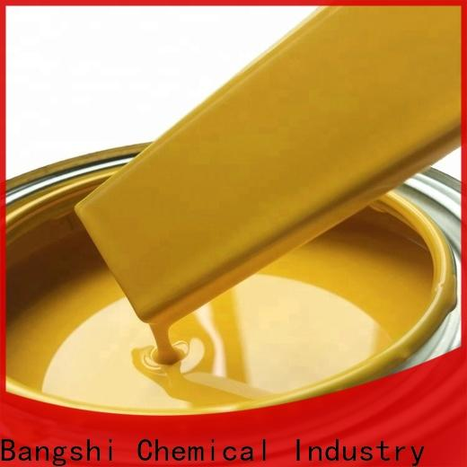 Bangshi Chemical new chemical resistant spray paint factory direct supply bulk production