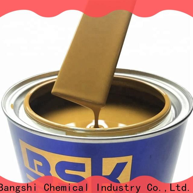 Bangshi Chemical factory price car paint coating from China for promotion
