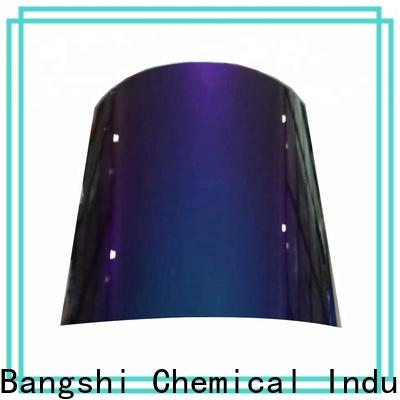 Bangshi Chemical dark silver car paint supplier for RV
